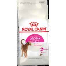 Корм Royal Canin Exigent Aromatic Attraction для кошек-приверед к аромату (1-12 лет), 4 кг