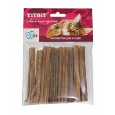 TiTBiT Кишки говяжьи (для кошек) мягкая упак