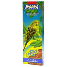 Лакомство Жорка, палочки для попугаев с морской капустой, 2 шт, 70 г