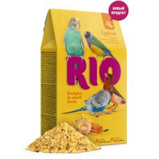 Яичный корм Рио для волнистых попугайчиков и других мелких птиц, 250 г