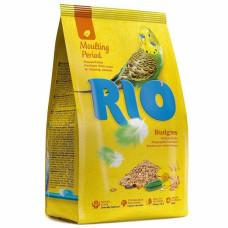 Корм Рио для волнистых попугаев при линьке, 1 кг