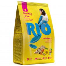 Корм Рио для средних попугаев в период линьки, 1 кг