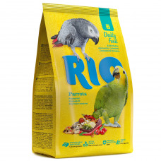 Корм Рио для крупных попугаев, 1 кг