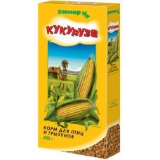 "Корм Зоомир ""Кукуруза"" для птиц и грызунов, 400 г"