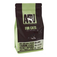 Корм AATU Cat Duck для взрослых кошек с уткой