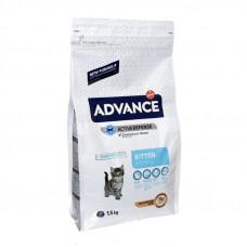 Корм Advance Baby Protect Kitten для котят с 2 до 12 месяцев