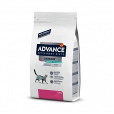 Корм Advance Urinary Sterilized Low Calories для кошек при мочекаменной болезни с пониженным содержанием калорий, ветеринарная диета