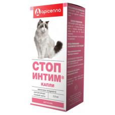 "Капли Apicenna ""Стоп-Интим"" для кошек, 2 мл (контрацепция)"