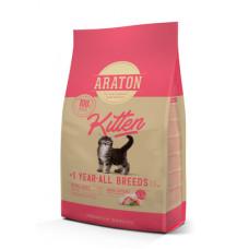 Корм Araton для котят, мясо птицы