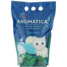 Наполнитель AromatiCat Классика силикагелевый, 1.25 кг, 3 л