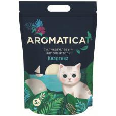 Наполнитель AromatiCat Классика силикагелевый, 2.08 кг, 5 л