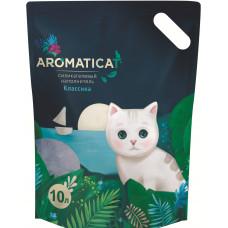 Наполнитель AromatiCat Классика силикагелевый, 4.3 кг, 10 л