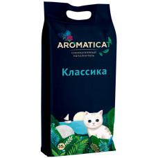 Наполнитель AromatiCat Классика силикагелевый, 15.05 кг, 35 л