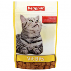 Подушечки Beaphar Vit-Bits для кошек, 150 г