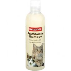 Шампунь Beaphar с маслом австралийского ореха для кошек с чувствительной кожей, 255 мл