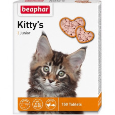 Витамины Beaphar Kitty's Junior для котят, 150 шт.