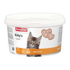 Витамины Beaphar Kitty's Junior для котят, 1000 шт.
