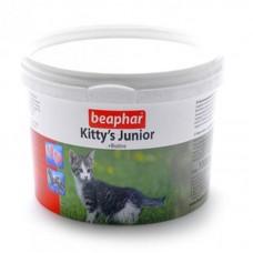 Витамины для котят, 1000 шт., Kitty's Junior + Biotin