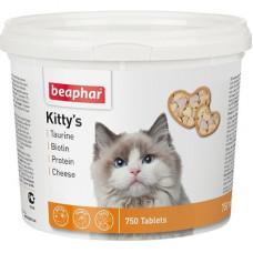 Комплекс витаминов Beaphar Kitty's Mix для кошек, 750 шт.