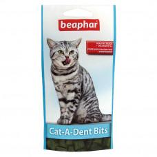 Подушечки Beaphar Cat-a-Dent Bits для зубов у кошек, 75 шт.