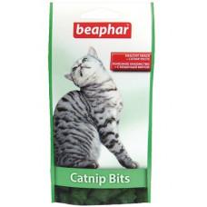 Лакомство Beaphar Catnip Bits для кошек с кошачьей мятой, 75 шт.
