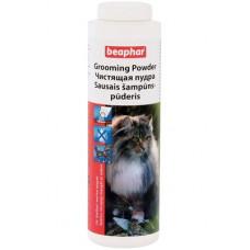 Шампунь-пудра Beaphar Bea Grooming Powder for Cats без смывания для кошек, 150 мл