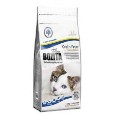 Корм Bozita Feline Funktion Grain Free Single Protein для взрослых и растущих кошек, беззерновой, курица, 10 кг
