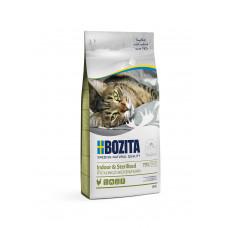 Корм Bozita Indoor & Sterilised для стерилизованных, растущих, взрослых и малоподвижных кошек, беззерновой, курица, 10 кг
