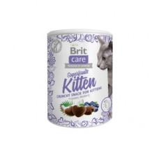 Лакомство Brit Care Superfruits Kitten для котят, 100 г