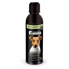 Шампунь Гамма для собак и щенков, антипаразитарный с экстрактом трав, 250 мл