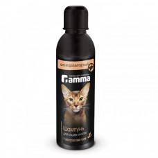 Шампунь Гамма для кошек и котят антипаразитарный с экстрактом трав, 250 мл