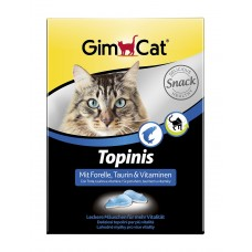 """Витамины для кошек """"Мышки"""" с форелью и таурином, 70 шт."""