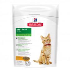 Hills Science Plan Healthy Development корм для котят до 12 месяцев, курица, 400 г