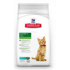 Hills Science Plan Healthy Development корм для котят до 12 месяцев, тунец, 2 кг