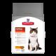 Hills Science Plan Feline Adult Hairball Control корм для кошек от 1 до 6 лет для выведения шерсти, 5 кг