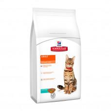 Hills Science Plan Optimal Care корм для кошек от 1 до 6 лет, тунец, 2 кг