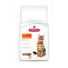 Hill's Science Plan Optimal Care корм для кошек от 1 до 6 лет, ягненок, 10 кг