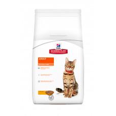 Hill's Science Plan Optimal Care корм для кошек от 1 до 6 лет, курица, 10 кг