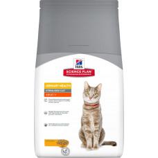 Hills Science Plan Urinary Sterilised корм для стерилизованных кошек от от 1 до 6 лет, 1.5 кг
