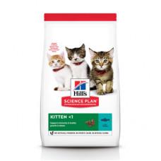 Корм Hills Science Plan Kitten для котят до 12 месяцев, тунец