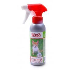 Спрей от блох и клещей Ms.Kiss для кошек, 200 мл