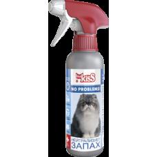 """Спрей No problems """"Нейтрализатор запаха"""" для кошек"""