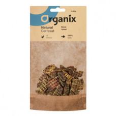 Лакомство Organix Премиум для кошек, филе тунца, 45 г