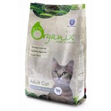 Organix гипоаллергенный для кошек с ягненком, Adult Cat Lamb, 18 кг