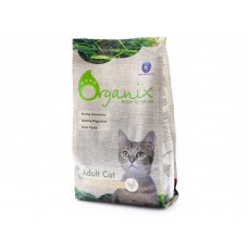 Organix для взрослых кошек с курочкой, Adult Cat Chicken, 18 кг