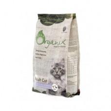 Organix для кошек: курица, утка и лосось, Adult Cat Chicken, Duck, Salmon, 18 кг