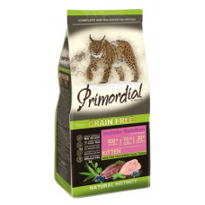 Корм PRIMORDIAL для котят, беззерновой, утка/индейка