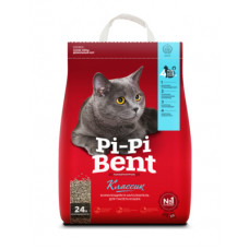 Наполнитель Pi-Pi-Bent Classic комкующийся, пакет, 10 кг