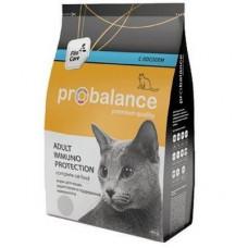 Корм ProBalance Immuno Protection Salmon для взрослых кошек, лосось