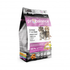 Корм ProBalance 1st Diet Kitten для котят, цыпленок, 400 г